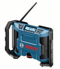 Baustellenradio Bosch GML10,8V