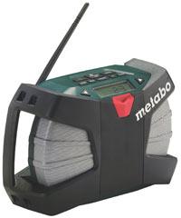 Baustellenradio Metabo PowerMaxx RC