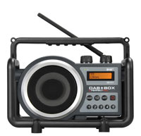 Baustellenradio PerfectPro DAB + BOX
