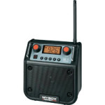 PerfectPro MyBox Baustellen/Outdoorradio