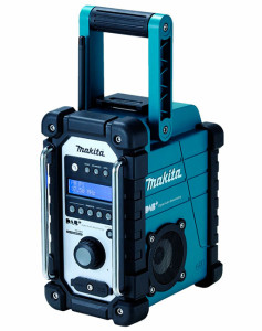 Makita Baustellenradio BMR 105 DAB / DAB+