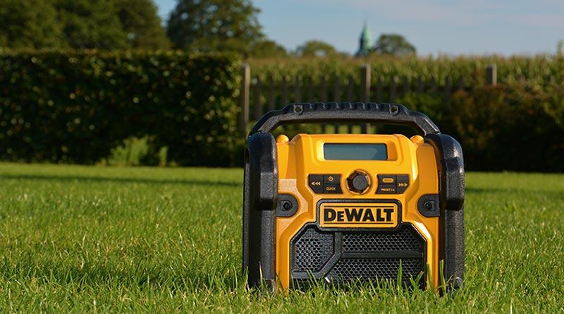 Dewalt DCR019 Radio im Test
