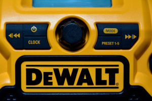 DeWALT DCR019 - Bedienelemente