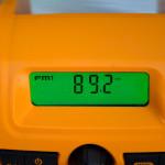 DeWALT DCR019 - Display, Senderanzeige