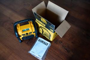 DeWALT DCR019 Verpackung