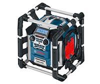 Baustellenradios von Bosch