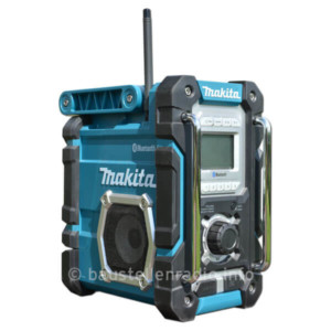Makita DMR 108 Bluetooth Baustellenradio