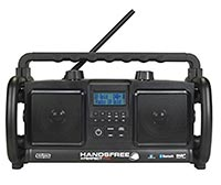 PerfectPro Handsfree Outdoorradio