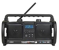 PerfectPro Handsfree Outdoorradio