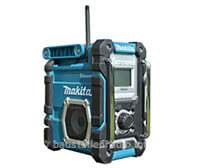 Makita Baustellenradio Bluetooth DMR108
