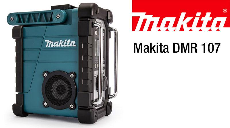 Baustellenradio Makita DMR107