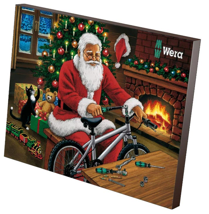 Wera Adventskalender 2018